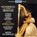 Masterpieces Fro Harp And Orchestra